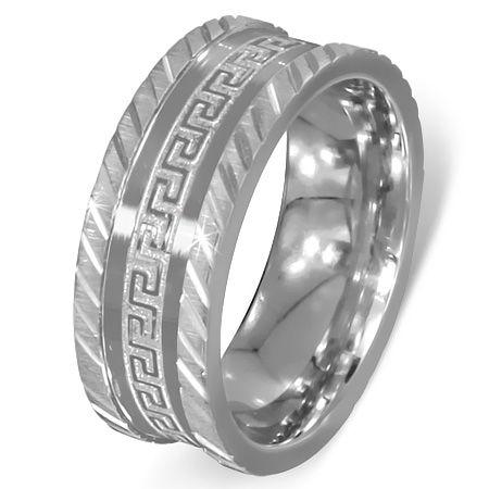 Кольцо Версаче