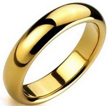 Обручальное кольцо женское
