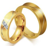 Обручальные кольца модельные