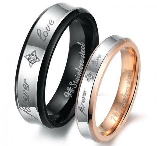 Обручальные кольца Forever Love