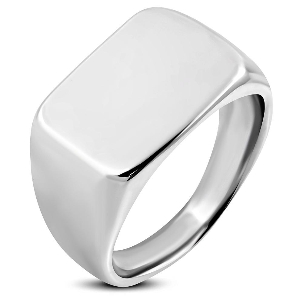 Перстень под гравировку